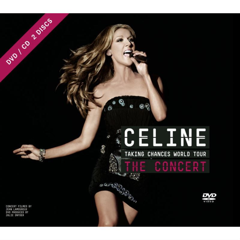 Picture of Taking Chances World Tour: The Concert [2010/DVD+CD]